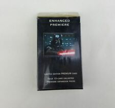 Star Wars CCG (Decipher) Sealed Collectible Card Game Booster Packs