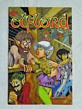 Elflord  Vol. 2  No. 14 Nov. 1987 Aircel Publishing 1st Canadian Print NM (9.4)