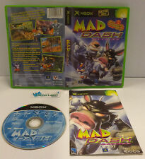 Game Console Gioco Play Microsoft XBOX PAL ITA ITALIANO Eidos - MAD DASH Racing