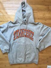 Tennessee Vols Womens Gray Orange Sweatshirt Hoodie Size Small