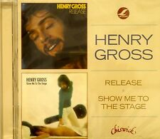 HENRY GROSS 'Release/Show Me to the Stage' - 2LPs/1CD - Chiswick #104