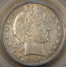 1902-O Barber Half Dollar PCGS AU-55 Coin is a couple of shades lighter than my