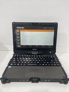 """Incomplete Getac V110 G3 11.6"""" 2-in-1 Laptop Tablet i7-6500U 8GB Touch  T66"""