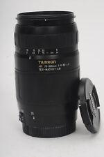Tamron 672D AF 75-300mm F4-5.6 LD Tele Macro Lens Canon                     #235