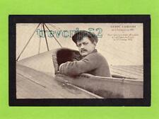 2 Henri Cobioni In Memorium unused pcs plus newspaper article 1912
