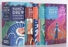 NANCY DREW BOXED SET of First 4 Books in Slipcase Vol 1 2 3 4 Carolyn Keene New