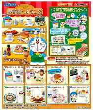 Miniatures Welcome to Doraemon cafe Complete Box set  - Re-ment   ,  h#5