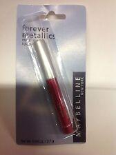 Maybelline Forever Metallics Lip Color Pencil -SLEEK SCARLET ORIGINAL FORMULA