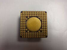 Motorola gold CPU collectible  with heatsink  149Pin 41963A00
