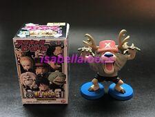Plex Popy Heroes One Piece Mini Big Head V5 Enies Lobby Figure Monster Chopper