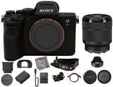 Sony Alpha A7R IV Digital Camera with FE 28-70mm f/3.5-5.6 OSS Lens