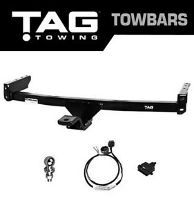 TAG Towbar to suit Nissan Nomad (1986 - 1994) Towing Capacity: 1000kg