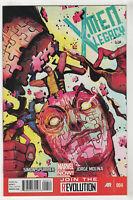 X-Men Legacy #4 (Mar 2013 Marvel) [Legion, X-Men] Simon Spurrier, Jorge Molina Q