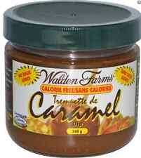 NEW WALDEN FARMS CARAMEL DIP NO SUGAR GLUTEN FREE DAILY HEALTHY FOOD GREAT TASTY