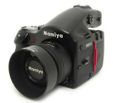 Mamiya 645 AFD Medium Format SLR Camera + 645 AF 80mm F2.8 Lens. Filter. Hood