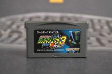 ROCKMAN EXE 3 BLACK GAME BOY ADVANCE JAP JP JPN GB GAMEBOY GBA COMBINED SHIPPING