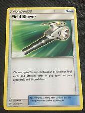 Pokemon : SM GUARDIANS RISING 4 X FIELD BLOWER 125/145 UNCOMMON