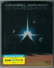 STARGATE Limited Edition Steelbook (Blu-ray+Digital Code)
