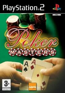 Poker Masters PS2 GIOCO USATO  ITALIANO