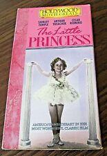The Little Princess (VHS, Color 2001) Shirley Temple Richard Greene Cesar Romero