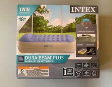 Intex Dura-Beam Plus Twin Air Bed 18