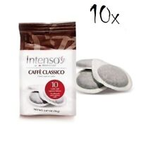 100 x Kaffeepads Intenso Classico Espresso ese Pads Kaffee Coffee lose verpackt