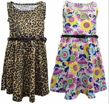 Unbranded Knee Length Sleeveless Casual Girls' Dresses (2-16 Years)