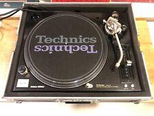 Technics SL-1210 M5G - MK5G Direct Drive Turntable Plattenspieler & Flightcase