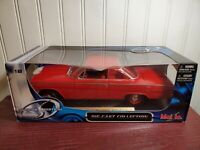 Maisto 1962 Chevy Bel Air Hard Top 1:18 Scale Diecast Car Red Special Edition