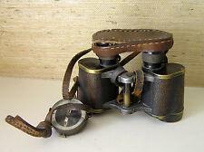 Binoculars Carl Zeiss Jena Nedinsco Venlo Silvamar 6x30