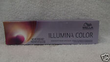 WELLA Professional ILLUMINA Permanent Hair Color Cream ~ 2 oz