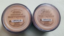 Bare Minerals Duo Tinted Mineral Veil Translucent Finishing Powder Genuine 2g