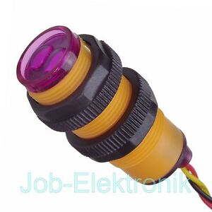 Lichttaster optischer Reflex Sensor Lichtschranke 3-80cm 5V NPN/NO