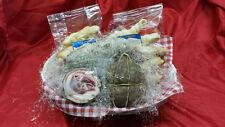 Cesta natalizia idea regalo alimentari FERRARA salamina salame pancetta pane