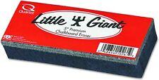 Quartet 804526 Little Giant Economy Chalkboard Eraser Felt 5w X 2d X 1h