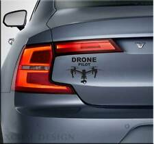 Drone Pilot, car sticker,vinyl decal
