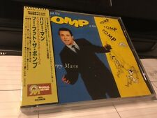 BARRY MANN - Who Put the BOMP in the Bomp (JAPAN IMPORT CD+OBI)