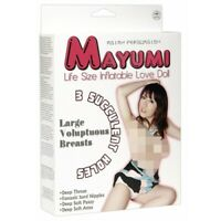 Mayumi Bambola gonfiabile reall doll addio al celibato nubilato scherzo BDSM sex
