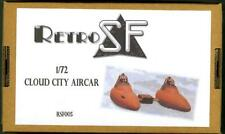 RetroKits Models 1/72 CLOUD CITY AIRCAR Resin Kit
