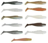 Z Man DieZel MinnowZ 4 inch Soft Paddle Tail Swimbait 5 pack Bass Fishing Bait