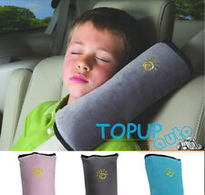 1* Car Seat Belt Cover Shoulder Pad Harness Child Children Kids Pillow Seatbelt