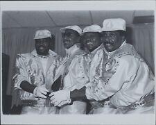 The Four Tops, Levi Stubbs, Renaldo Benson, Abdul Fakir, Lawrence Payton Photo