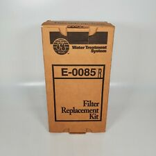 Amway Water Treatment System E-0085R Filter Replacement Kit New FACTORY SEALED