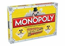 Back to The Future Monopoly 2016 Board Game