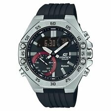 Casio Edifice Full-Time Smartphone Link Chronograph Watch ECB10P-1A