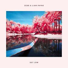 LIAM PAYNE ZEDD - GET LOW (2-TRACK)   CD SINGLE NEUF