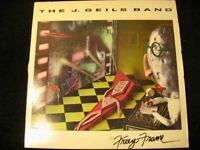 The J. Geils Band Freeze Frame 1st pressing LP EMI SOO-17062 1981 VG+