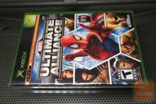 Marvel: Ultimate Alliance 1st Print (Xbox 2006) FACTORY SEALED! - RARE! - EX!