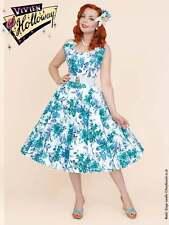 Halter Neck Floral Dresses Midi