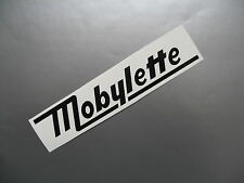 MOBYLETTE decal/sticker x2